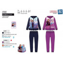 frozen - 100% hooded jogging polyester