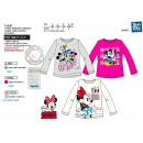 Minnie - T-Shirt long sleeves organic 100% cotton