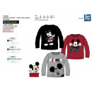wholesale Licensed Products: Mickey - T-Shirt long sleeve 100% coton