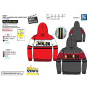 Minions - Hoodie 60% Baumwolle / 40% Polyester