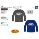 Star Wars IV - T-Shirt lange Ärmel 100% Baumwolle