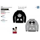 Mickey - 65% Känguru-Sweatshirt Polyester / 35% Co