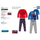 Spiderman - Pigiama lungo al 100% cotone