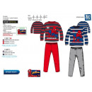 Spiderman - Pijama 100% largo algodón