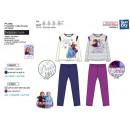 frozen - Pijama 100% largo algodón