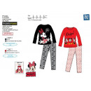 MINNIE - pyjama long imprime 100% coton