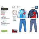 wholesale Licensed Products: Spiderman - 100% long organic pajamas coton