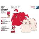 Minnie - Nachthemd aus 75% Baumwolle / 25% Polyest