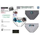 Star Wars IV - box of 3 100% briefs coton