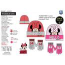 Minnie - Mu phosphoreszierenden Hut & Handschu