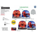 Spiderman - 100% Acrylkappe
