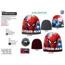 Spiderman - Mütze mit mehreren Kompositionen