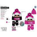 groothandel Kleding & Fashion: LOL SURPRISE - 2-delige set met muts en handschoen