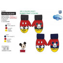 Mickey - multi-composition gloves