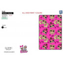 wholesale Bed sheets and blankets: LOL SURPRISE - 100% poly fleece blanket 100x150cm