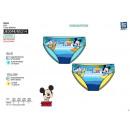 Mickey - Erhabener Schwimmbrief 82% Polyester 18%