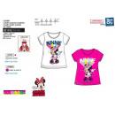 Minnie - T-Shirt short cuff 100% coton