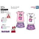 nagyker Licenc termékek: Minnie - együtt T-Shirt rövid mandzsetta és shor