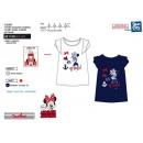Minnie - T-Shirt short cuff with gathers 10