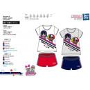 mayorista Ropa bebé y niños: LOL SORPRESA - conjunto T-Shirt puño corto