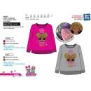 wholesale Fashion & Apparel: LOL SURPRISE - 100% sweatshirt coton