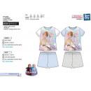 frozen - pyjacourt T-Shirt & sh 100% coton