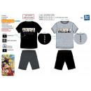 DBZ - Pyjacourt T-Shirt & sh 100% Baumwolle