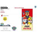 Paw Patrol - - Handtuch 100% Strand Polyester
