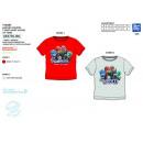 GORMITI - T-Shirt kurze Manschette 100% Baumwolle