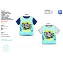 ZAFARI - T-Shirt kurze Manschette 100% Baumwolle