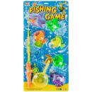 mayorista Deporte y ocio: juego de pez magnético 26x53 blister