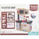 grossiste Maison et cuisine: coffret cuisine + accessoires 68x55x14 mc vrai cof