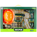 mayorista Deporte y ocio: caja herramientas + casco 52x36x9 caja ventana mc