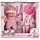 grossiste Drogerie & cosmétiques: baby doll 34cm + accessoires 37x35x11 mois ...