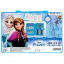 Großhandel Geschenkartikel & Papeterie: künstlerisches Set 68el Starpak frozen Pud