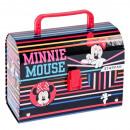 groothandel Licentie artikelen: kartonnen doos 200x145x80 Minnie met dooshandvat