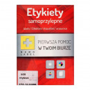 groothandel Kantoor- & winkelbenodigdheden: label spiżl 105x74 starpak pud op800szt