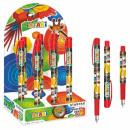 Großhandel Geschenkartikel & Papeterie: einen Stift in Starpak Safari Display