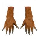 """para """"rękawiczek wilkołaka z futerkiem"""", rozmiar:"""