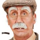ingrosso Giocattoli: Set di vecchio (sopracciglia e baffi) - per gli