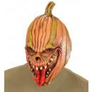 böse Kürbis 3/4 Maske - für Männer