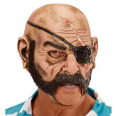 piraat 3/4 open mondmasker voor kinderen , Hat si