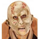 zombie 3/4 open mondmasker - voor volwassenen /