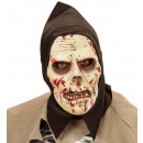 groothandel Auto's & Quads:  Duisternis zombie  hooded foam latexmask  - voor A