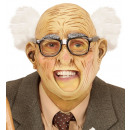 nagypapa 3/4 nyílt szájmaszk hajjal - a férfiak