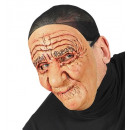 old man half face mask , Hat size: 0 - for men