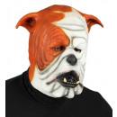 bulldog full head mask , Hat size: 0 - for adult