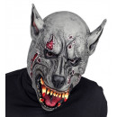 werewolf full head mask , Hat size: 0 - for adul
