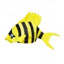 Gele tropische vissen hoed , Hoed maat: 59 - voor