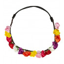 wholesale Toys:  multicolor flower  headband  - for women